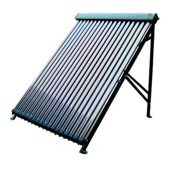 Colector Solar Heat Pipe 20 Tubos