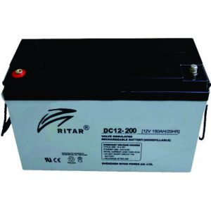 Bateria Solar RITAR 200Ah