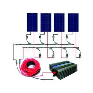 Generador Solar de Corriente Continua