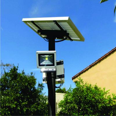 Iluminacion Solar Exteriores Reflectores
