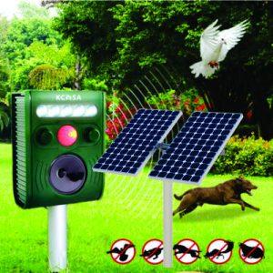 Repelente Ultrasonico Solar