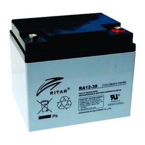 Bateria Solar RITAR 38Ah