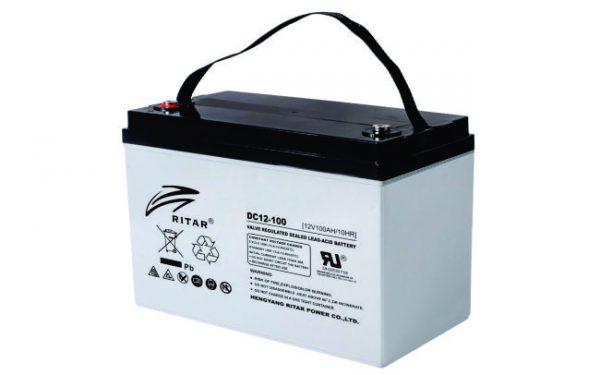 Bateria Solar RITAR 100Ah